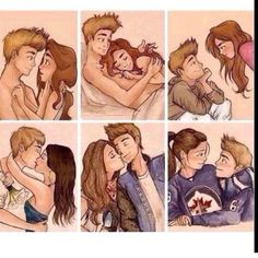 I think this is clato but it might Katniss and peeta or finnick and Annie