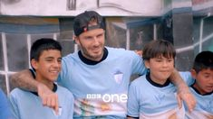 BBC show documents David Beckham's journey playing seven matches on seven continents, showing the incredible global appeal of football by joining local communities from all walks of life.