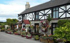 The Eagle & Child Inn, Denbighshire Family friendly pub