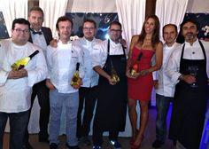 Vin Doré 24K en la Gala SOUL & STARS contra el hambre infantil, junto a seis Estrellas Michelín