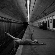 """""""underground ballet"""""""
