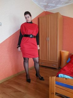 sukienka w innej stylizacji