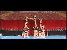 NY Cheer All Stars - Youth Small Level 2 **2010-2011** - YouTube