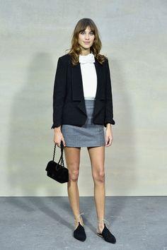Galeria de Fotos Laura Neiva e outras famosas na fila A da apresentação da Chanel // Foto 2 // Lifestyle // FFW