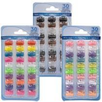 Basic Solutions Mini Hair Clips, 30-ct. Packs at DollarTree.com