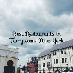 Where to Eat in Tarrytown, New York