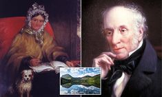 The relationship between the late, great romantic poet, William Wordsworth, and his sister Dorothy, was not the normal sibling bicker-fest. In fact even in their day there were rumours of an incestual love affair. William Wordsworth, The Third Person, Forbidden Love, Love Affair, Great Friends, Call Her, Newlyweds, Mail Online