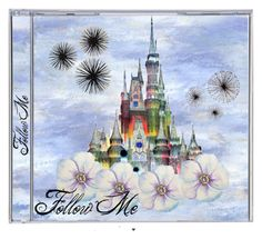 """""""CD Cover"""" by keziasilitonga on Polyvore featuring art, contest, cover, castle and cdcover"""