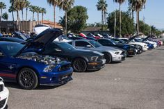 View all photos of 2016 Fabulous Fords Forever Event Coverage: S197 Mustang Out in Full Force at