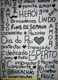 DIA DO PAI - figura humana Art School, School Ideas, Kids And Parenting, Fathers Day, Art For Kids, Classroom, Lettering, Cards, Scrapbook