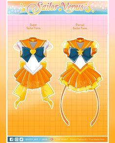 Sailor Venus, Sailor Moon, Naoko Takeuchi, Magical Girl, Nerdy, Disney Characters, Fictional Characters, Geek Stuff, Animation