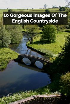 This collection of photos from around the web shows just how diverse the English countryside is.