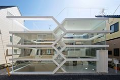 Radical Japanese Honeycomb Home Has No Need for Walls - Don't Throw Stones - Curbed National