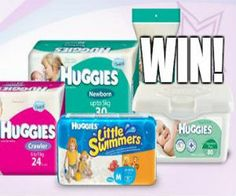 Win A 6 Month Supply Of Huggies Products including Huggies nappies, baby wipes, change mats and little swimmers **Competition closes August Little Swimmers, August 31, Diapers, 6 Months, Competition, Change, Baby, Free, Products