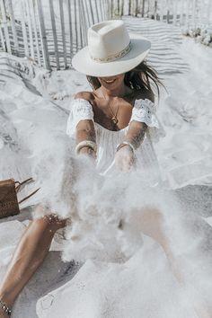 La Playa | Collage Vintage