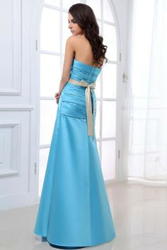 Buy 2013 Bridesmaid Dresses A Line Sweetheart Floor Length Taffeta With Belt latest design at online stores, high quality of cheap wedding dresses, fashion special occasion dresses and more, free shipping worldwide.