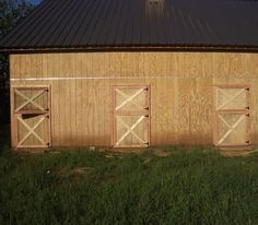 Everything You Need to Build Barn Doors: Barn Door Plans from About.com