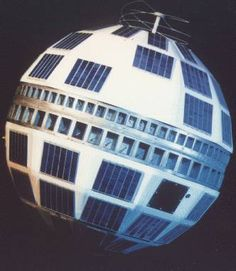 July 10, 1962 – Telstar, the world's first communications satellite, is launched into orbit.