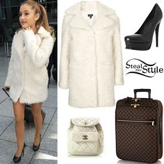 Ariana Grande's Clothes & Outfits | Steal Her Style