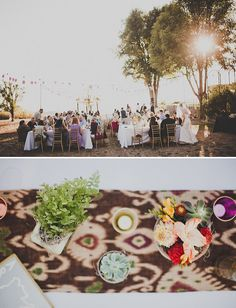 An Eclectic Wedding at Condor's Nest Ranch: Paige + Kyle