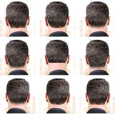 Quando você vai ao barbeiro e explica seu corte, é importante saber qual o acabamento mais te agrada na nuca! ✂️ Agendou seu horário para curtir com o cabelo ao #EstiloCorleone? Telefones e endereços na bio.
