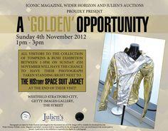 GOLDEN OPPORTUNITY!!!  MJ FANS! Don't miss it!!!!