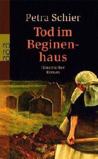"""Leseprobe zu """"Tod im Beginenhaus"""" als PDF auf meiner Homepage"""