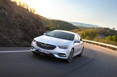 Ξεκίνησαν οι παραγγελίες για το νέο Opel Insignia Grand Sport