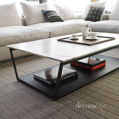 that's the coffee table that I found on craigs list :)... this is prob a paola lenti rug in this pic
