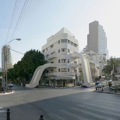 Victor Enrich Transforms Architectural Images Into Optical Illusions,© Victor Enrich