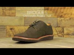 TOMS Brogue- Chocolate Brogue Video