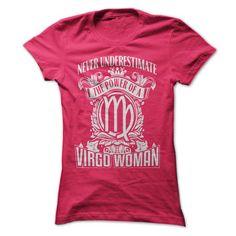 VIRGO T-Shirt - #retirement gift #house warming gift. OBTAIN LOWEST PRICE => https://www.sunfrog.com/Faith/VIRGO-T-Shirt-Ladies.html?68278