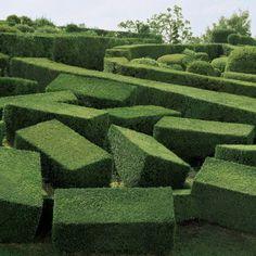 Topiary garden, Chateau de Marqueyssac, Dordogne, France Source by stefanthesen Garden Hedges, Topiary Garden, Garden Art, Garden Landscaping, Topiaries, Dream Garden, Topiary Plants, Landscape Architecture, Landscape Design