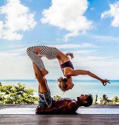 acro yoga, pratique physique et spirituelle