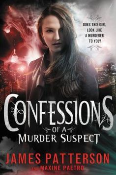 Confessions of a Murder Suspect! I loved this book! It was so mysterious and I absolutely LOVED it!!! I loved Hugo! He's so hilarious and I loved Harry. He's so kind. Although, Tandy is a tad bit....too serious on everything.