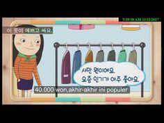 Kursus Bahasa Korea Di Tangerang: Belajar Bahasa Korea Dasar # pelajaran9