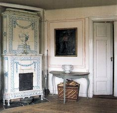 gustavian style decorating | Lars Sjoberg's Swedish Gustavian ...