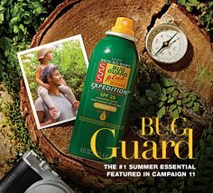 Get ready for Summer.  Don't forget your Bug Guard.  You can purchase this product on my estore www.youravon.com/kelleysimpson