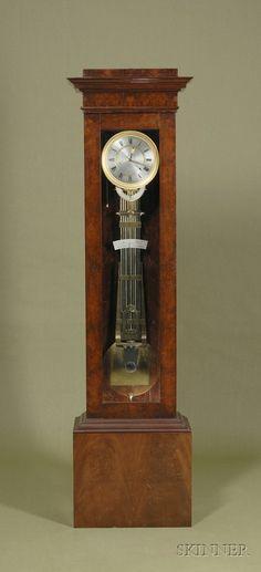 Nine-Month Duration Regulator Clock By J. J. LePaute