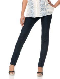 Motherhood Maternity: Secret Fit Belly(r) Super Stretch Skinny Leg Maternity Jeans