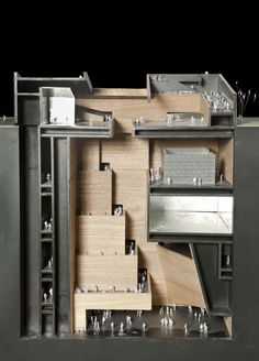 model architecture — Archicoustics, A Sound(ing) Architecture,. Model Architecture, Architecture Tumblr, Architecture Sketchbook, Concept Architecture, Interior Architecture, Architecture Collage, Interior Design, Planer Layout, Architectural Section