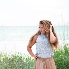 Dreaming of beating the heat by the beach...   Paisley Layne Photography http://ift.tt/2t6bRkl