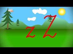Nauka pisania literek. Literki. Polski alfabet - literki z ź ż Polish alphabet for children. - YouTube Letters, Youtube, Letter, Lettering, Youtubers, Youtube Movies, Calligraphy