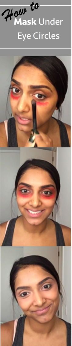 This Easy Red Lipstick Hack Will Totally Get Rid Of Dark Circles (and @BuzzFeed Life agrees!)