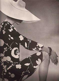 Harvey Berin    Harper's Bazaar    1960s