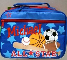 Sports Lunch Case