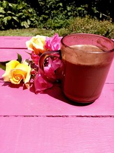 """""""Chocolate sin queso es como amor sin beso, chocolate without cheese is like love without a kiss."""" Moscow Mule Mugs, Gluten Free Recipes, Hot Chocolate, Allergies, Homeschool, Cheese, Vegan, Tableware, How To Make"""