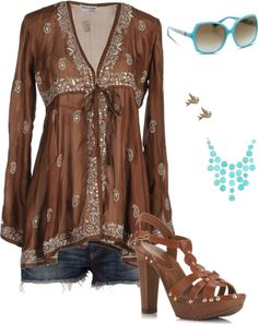 """Summer #3"" by lilmammal on Polyvore"