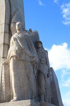Monument aux morts. Marseille