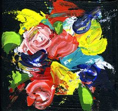 Kali Parsons: Flowers Bring Color to our World